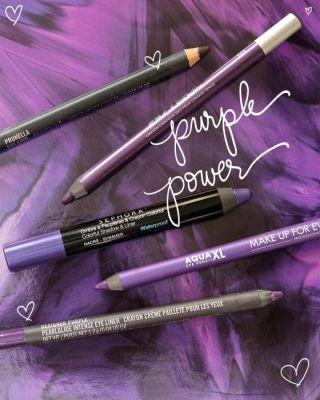 Purple Power! A New Purple Liner Love I Found at Sephora