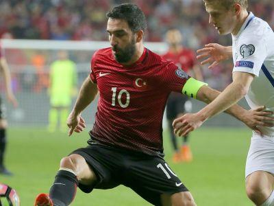 Arda Turan retires from international football after alleged attack on journalists