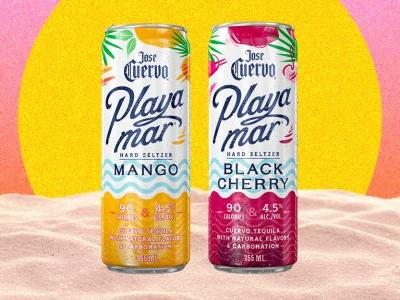 Jose Cuervo Playamar Hard Seltzer Now Available Nationwide Along With Two New Flavors