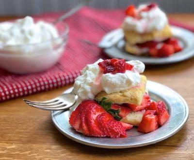 How to make great strawberry shortcake: Build layers for flavor