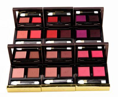 Sneak Peek: Tom Ford S/S '17 Color Collection Photos & Swatches