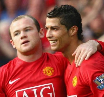 Ronaldo to be reunited with Rooney? Juventus star misses former Man Utd team-mate