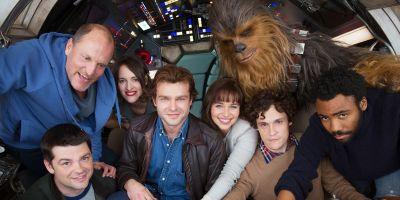 Star Wars: Han Solo Movie Official Cast Image Arrives