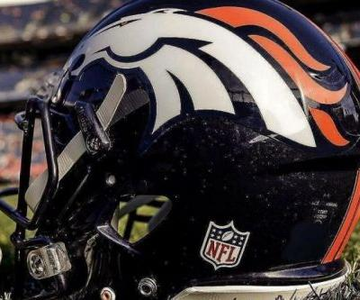 Report: Broncos lose G Garcia to torn ACL