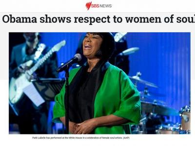 Fox News Honors Aretha Franklin with Photo of Patti LaBelle