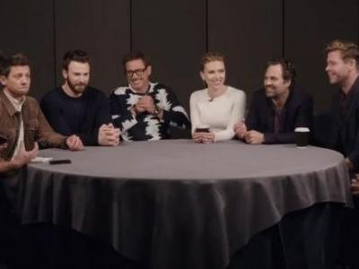 Superhero Bits: 'Avengers: Endgame' Roundtable Interview, 'Captain Marvel' Rumor Debunked & More