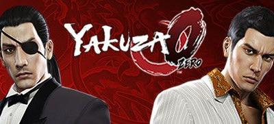 Now Available on Steam - Yakuza 0