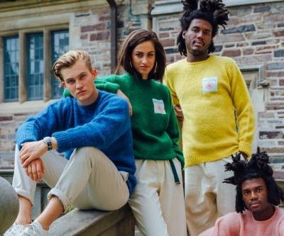 Rowing Blazers Mixes Collegiate and Street Style for FW18