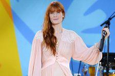 Florence + The Machine's Florence Welch Congratulates Drake on Their Same-Day New Albums With Throwback Video