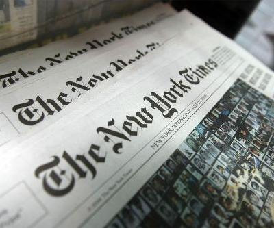 NY Times publisher to step aside for 37-year-old son