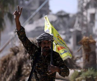 US-backed militias declare 'total liberation' of Raqqa from ISIS