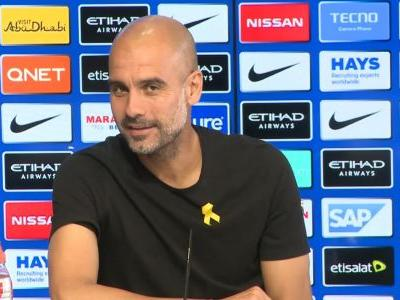 Man City are not thinking about the Champions League final - Guardiola