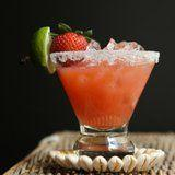 Toast to Spring With These Strawberry Margaritas