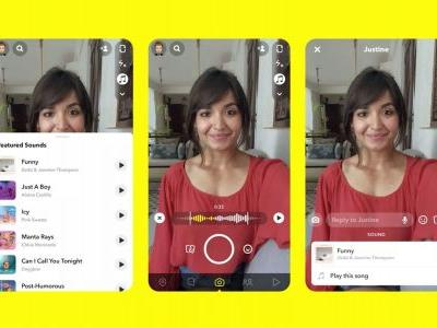 Snapchat launching TikTok-style features for adding music to videos