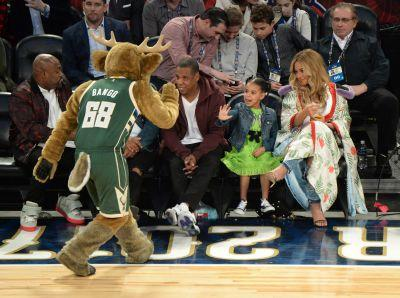 Blue Ivy Makes Rare Family Outing With Beyoncé and Jay-Z - See the Adorable Photos!
