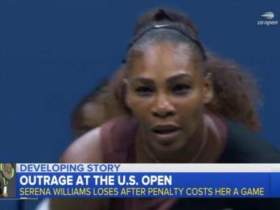 The Serena Williams Controversy Exposes How the Media Uses a 'PC Point System' To Determine Morality