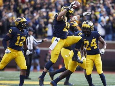 Michigan vs. Penn State score: No. 5 Wolverines batter No. 14 Nittany Lions in the Big House
