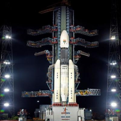 India to Launch Chandrayaan-2 Moon Lander Mission July 22