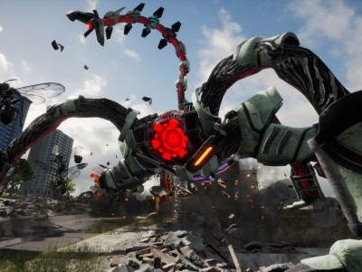 Earth Defense Force: Iron Rain Review - More Than Just a Bug Shooter