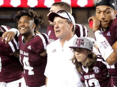 College football games, Week 2: Texas A&M's bet on Jimbo Fisher gets tested, plus top storylines