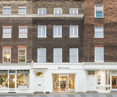 Browns Announces New London Flagship Store in Historic Mayfair Building