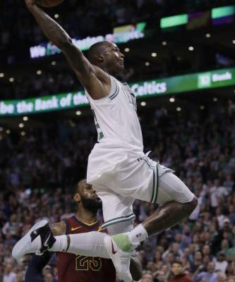 Boston Celtics win at home again, lead Cleveland 2-0 in NBA East finals