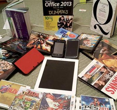 This site pays you for your unwanted books, games, and tech devices - and it's easy and completely free to use