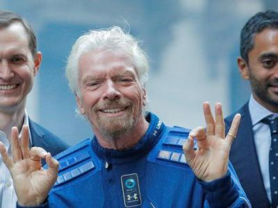 Virgin Galactic rockets up 16% after Tesla investor Ark reveals it will launch a space-themed ETF