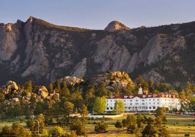 Located 6 miles from Rocky Mountain National Park, the Stanley