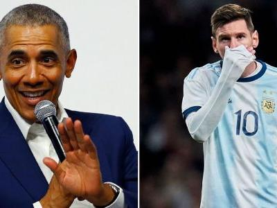 Toe Poke Daily: Obama's message for Messi - 'Few people achieve great things on their own'