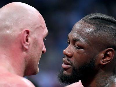 Twitter reacts to controversial Deontay Wilder-Tyson Fury draw