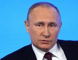 Putin says Russian economy is on the mend