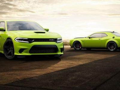 Sublime Green Is The Right Colour For Your Dodge Challenger/Charger
