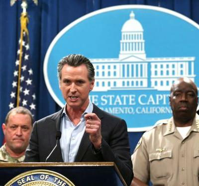 Newly elected California Gov. Gavin Newsom schools Trump on the state's high-speed rail project in one brutal tweet