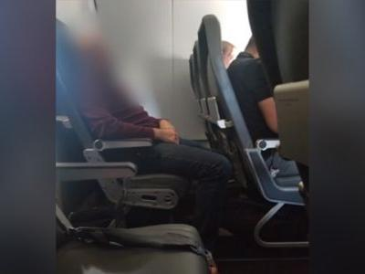 'He's peeing! Oh my God!': SC man reportedly groped woman, urinated on seat during flight