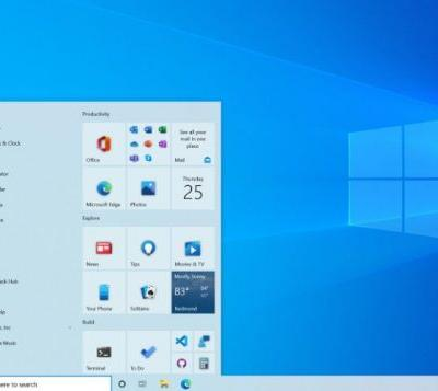 Windows 10 Start Menu updated by Microsoft in latest Insider Preview Build 20161