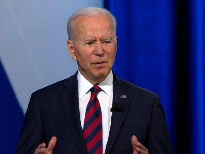 President Biden says getting vaccinated 'gigantically important'