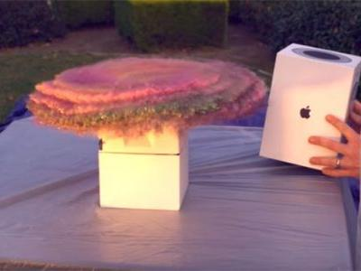 Ex-NASA engineer creates glitter bomb trap for package thieves