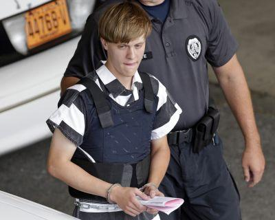 White supremacist Dylann Roof convicted in Charleston massacre of black parishioners