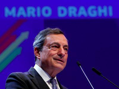 Here comes the ECB