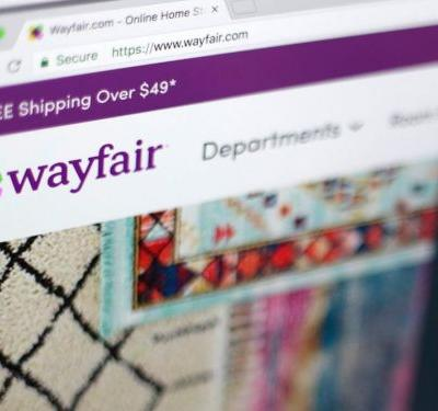 Wayfair's earnings included a wild stat that shows how much the coronavirus has changed shopping habits