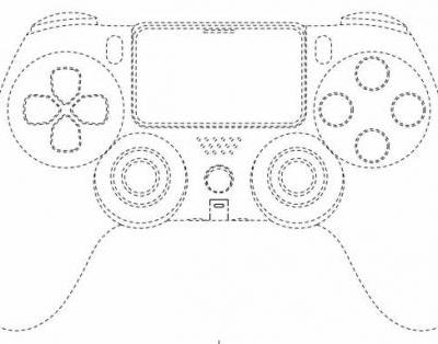 Sony PS5 controller patent reveals microphone and subtle redesign