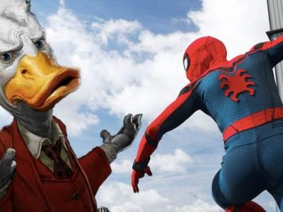 Spider-Man: Homecoming Has a Well-Hidden Howard the Duck Easter Egg