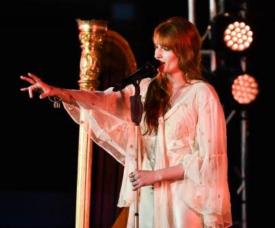 Hear Florence + The Machine's Acoustic BBC Radio 6 Session
