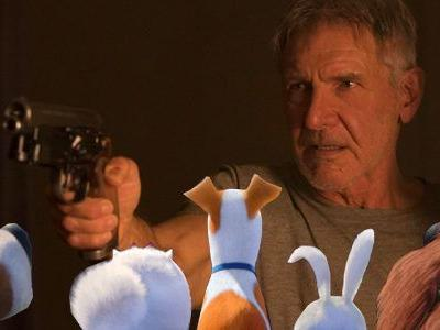 Harrison Ford Joins 'The Secret Life of Pets' Sequel, Patton Oswalt Replaces Louis C.K
