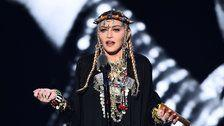 Madonna Pays Tribute To Aretha Franklin At 2018 MTV VMAs With Story About Herself