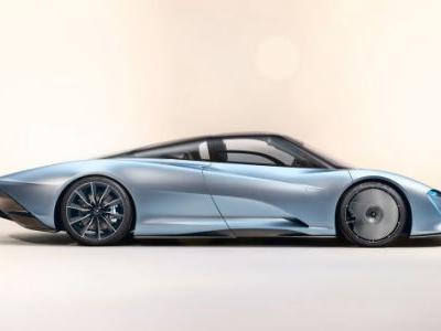 The McLaren Speedtail Is Making Me a Kid Again