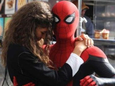Clips of Spider-Man Far From Home