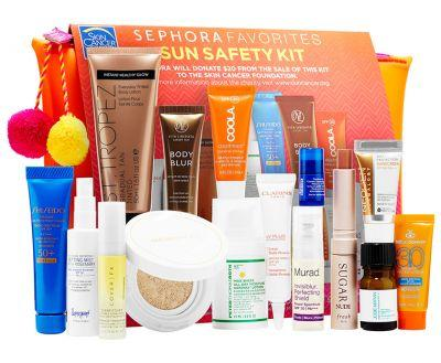 Sephora Sun Safety Kit 2017 Now Available!