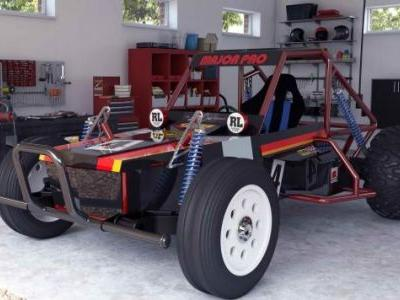 The Tamiya Wild One R/C Buggy Is Back And This Time You Can Actually Drive It